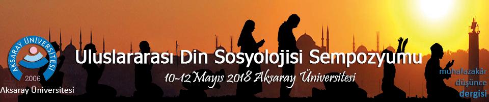 Uluslararası Din Sosyolojisi Sempozyumu